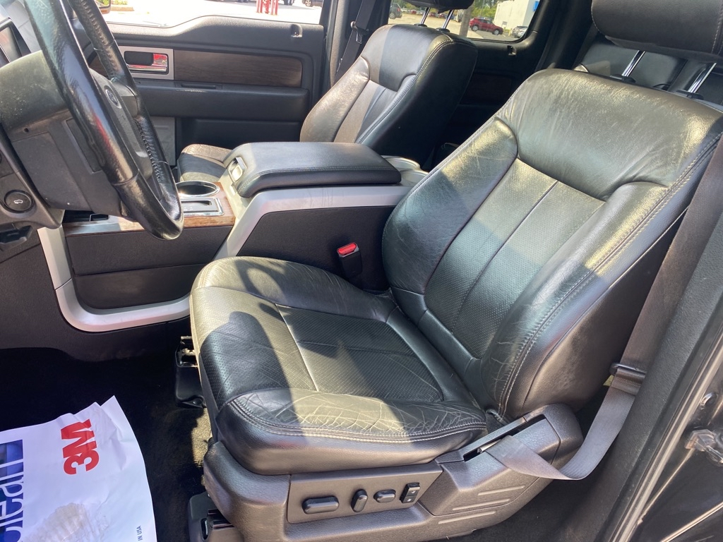 2013 FORD F150 SUPERCREW for sale at TKP Auto Sales