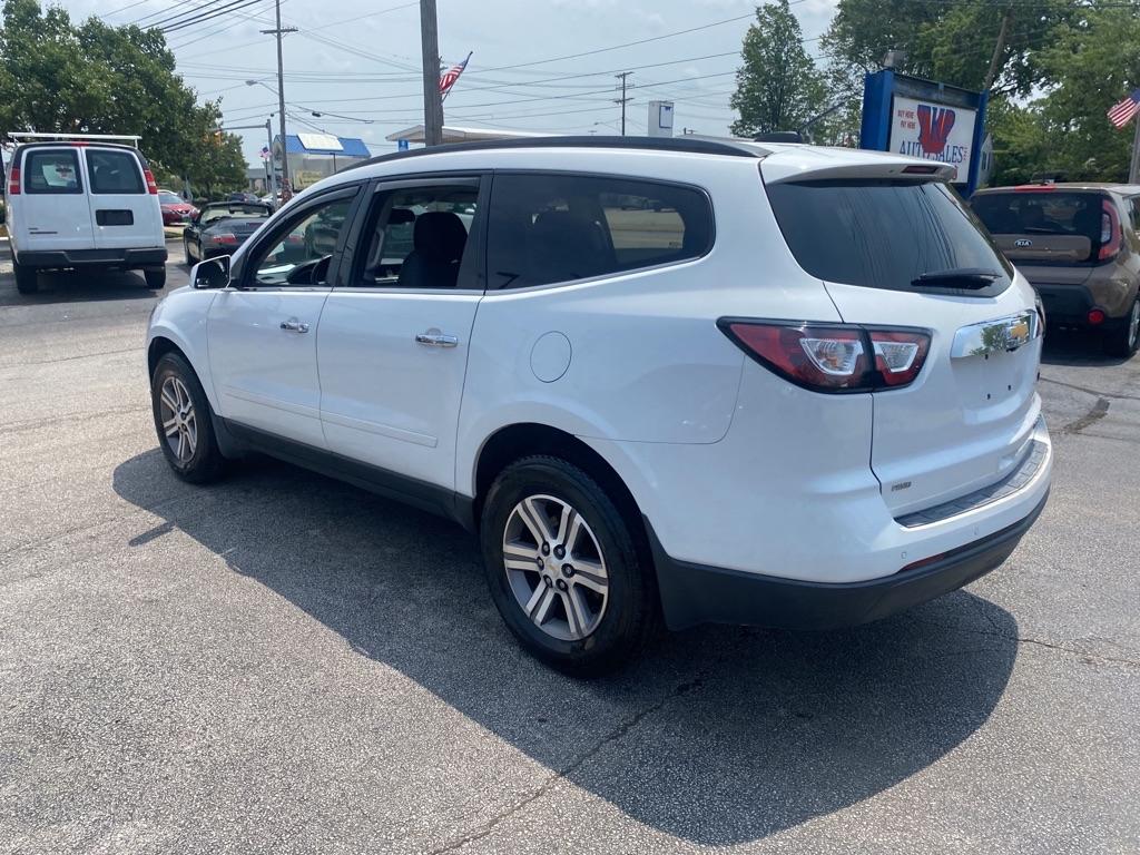 2016 CHEVROLET TRAVERSE LT for sale at TKP Auto Sales