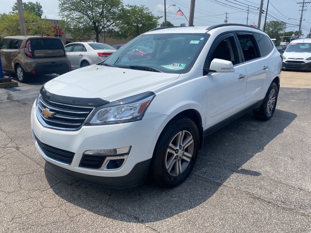 2016 CHEVROLET TRAVERSE for sale at TKP Auto Sales
