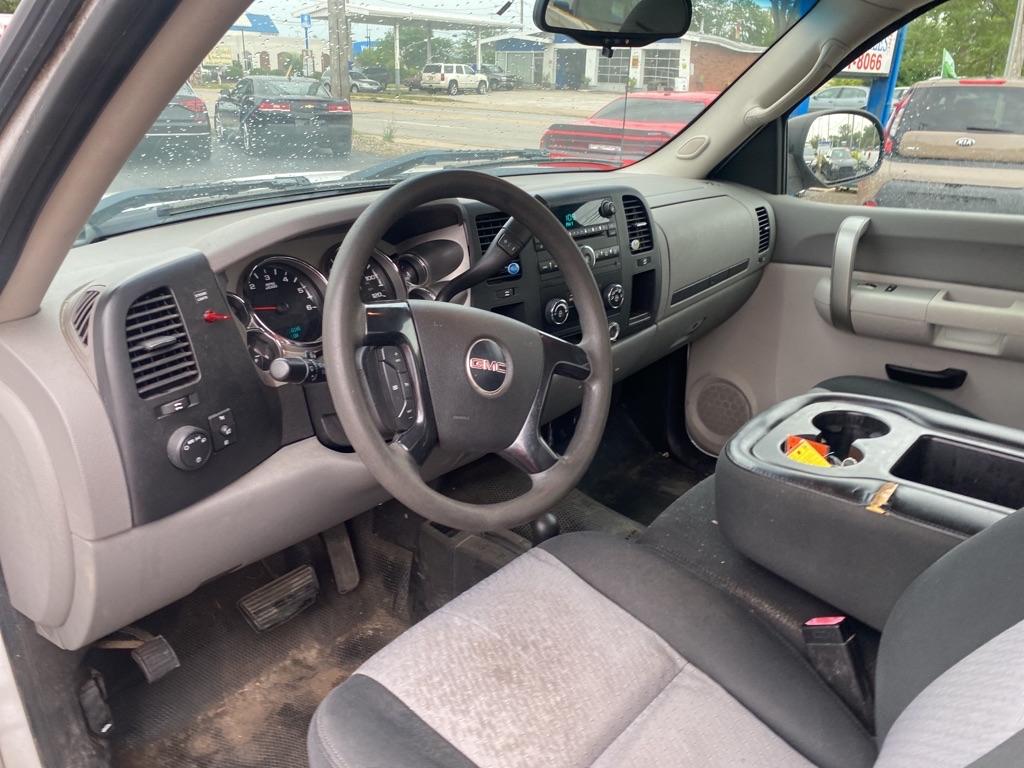 2007 GMC SIERRA 2500 HEAVY DUTY for sale at TKP Auto Sales