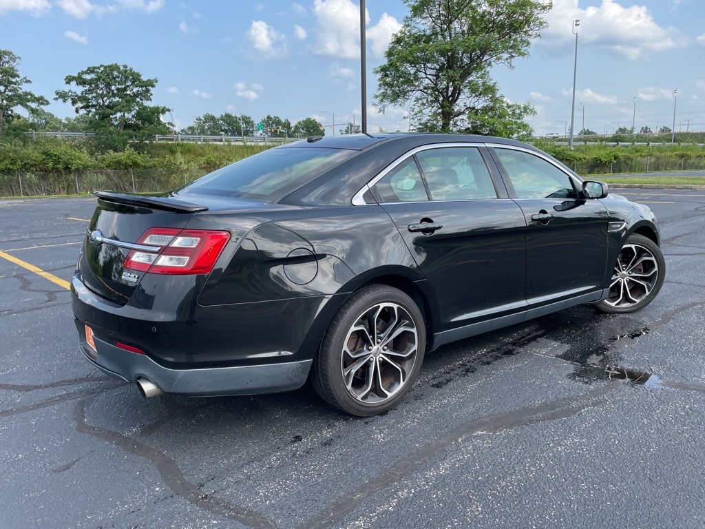 2013 FORD TAURUS SHO for sale at TKP Auto Sales