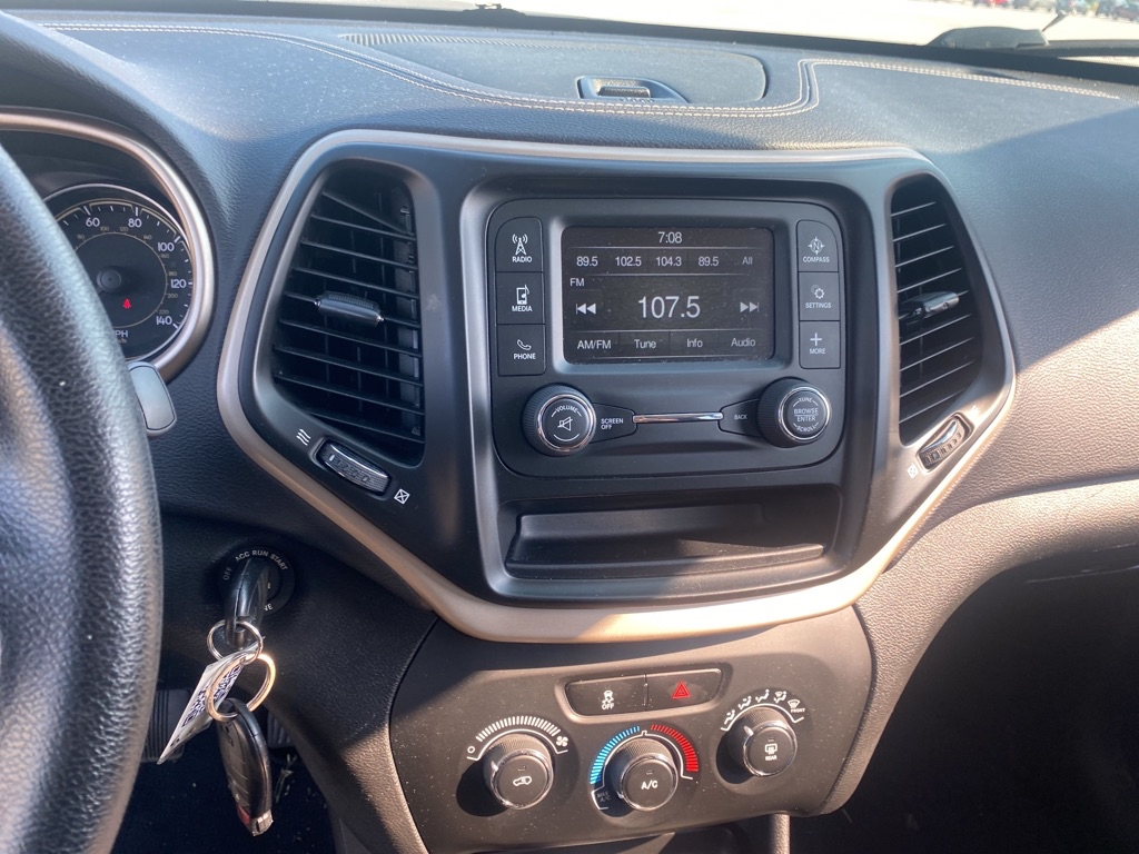 2014 JEEP CHEROKEE SPORT for sale at TKP Auto Sales