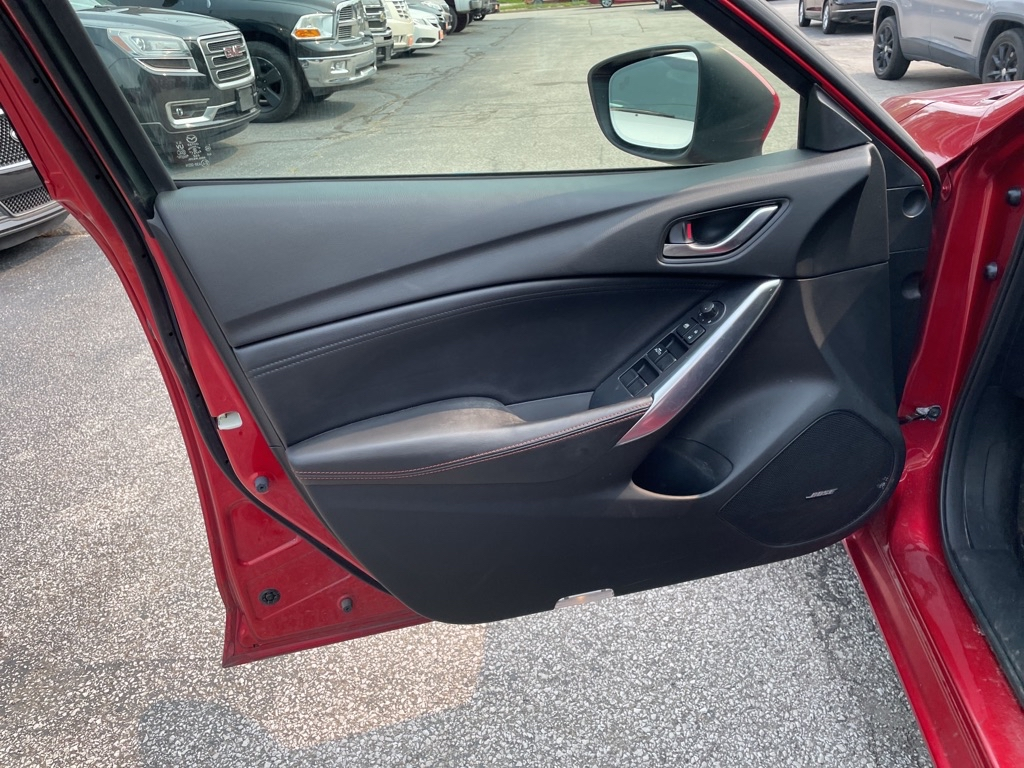 2014 MAZDA 6 GRAND TOURING for sale at TKP Auto Sales