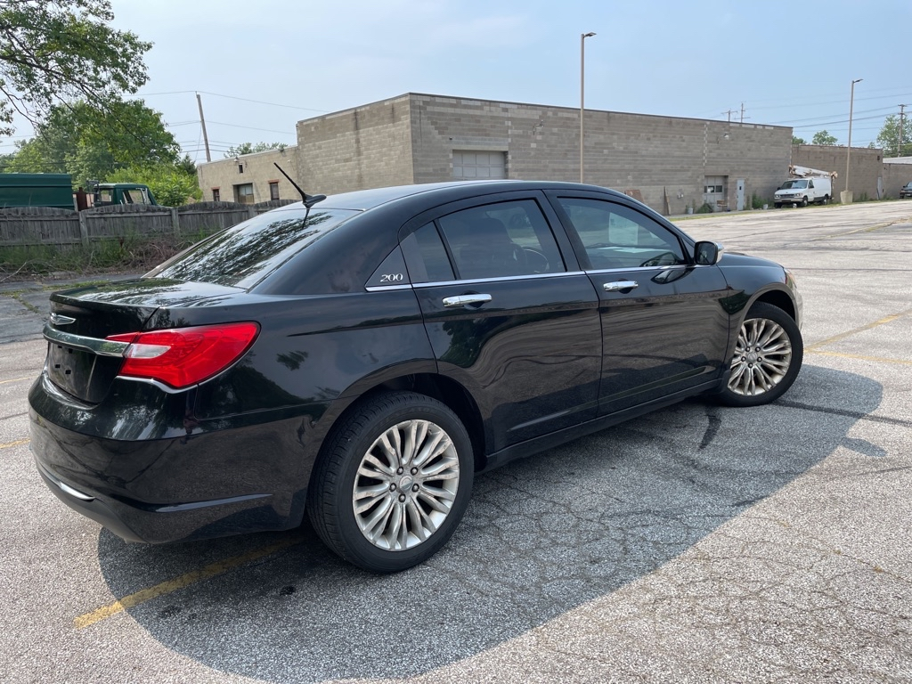 2011 CHRYSLER 200 LIMITED for sale at TKP Auto Sales