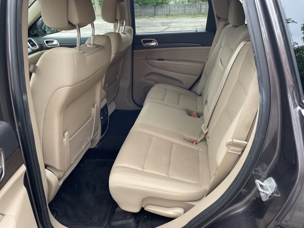 2014 JEEP GRAND CHEROKEE LAREDO for sale at TKP Auto Sales
