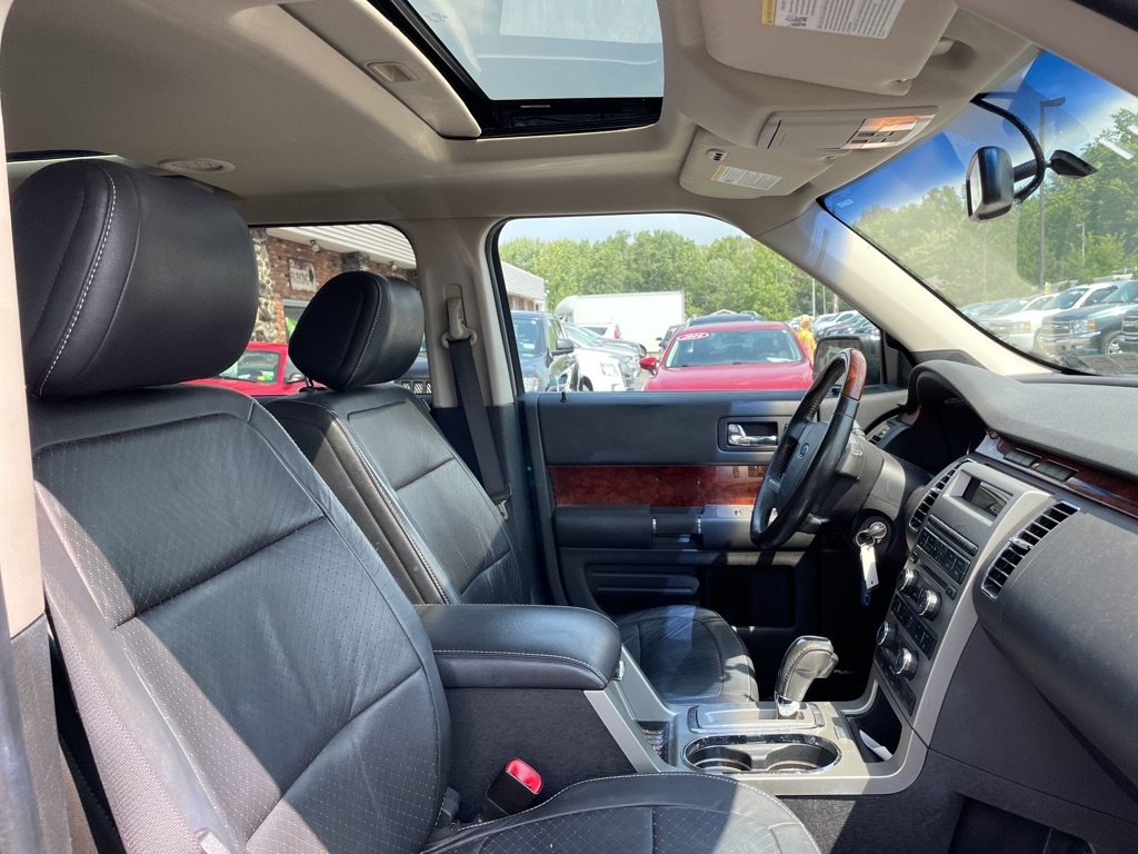 2012 FORD FLEX LIMITED for sale at TKP Auto Sales