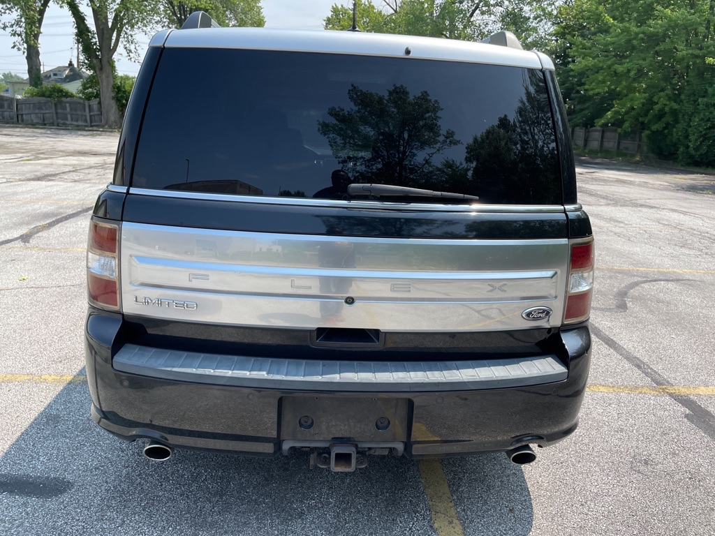2013 FORD FLEX LIMITED for sale at TKP Auto Sales