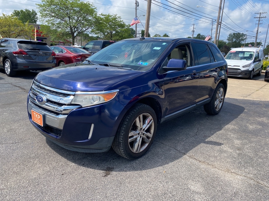 2011 FORD EDGE for sale at TKP Auto Sales