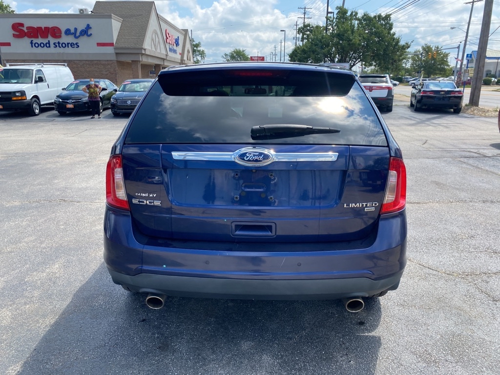 2011 FORD EDGE LIMITED for sale at TKP Auto Sales