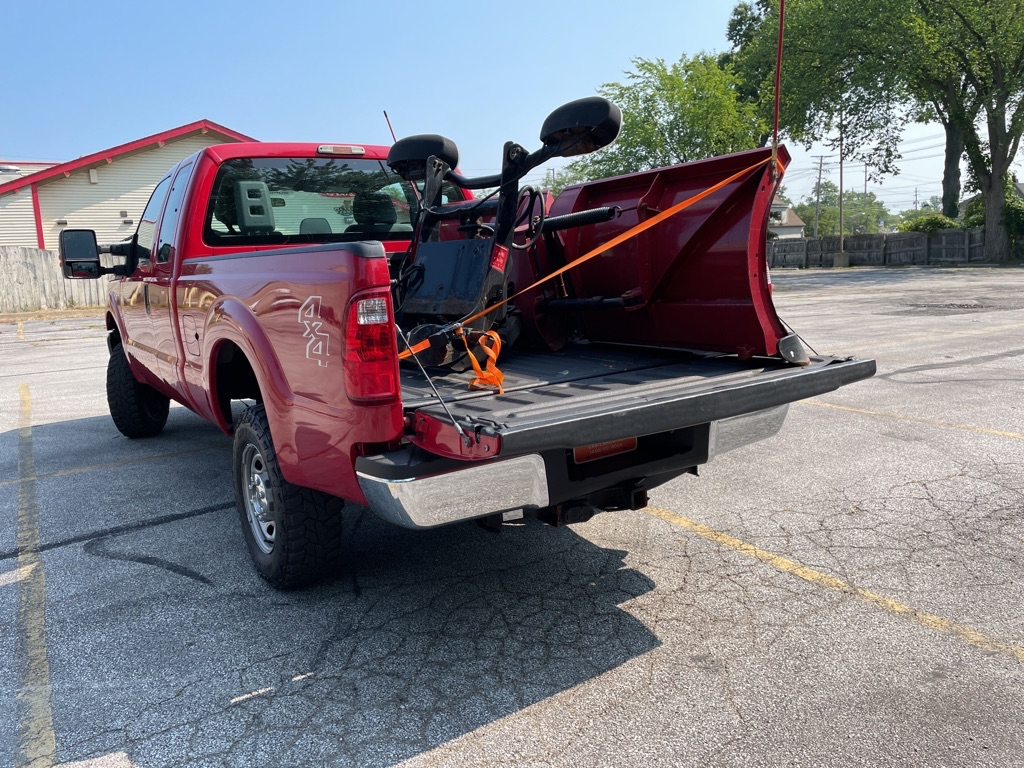 2015 FORD F250 SUPER DUTY for sale at TKP Auto Sales