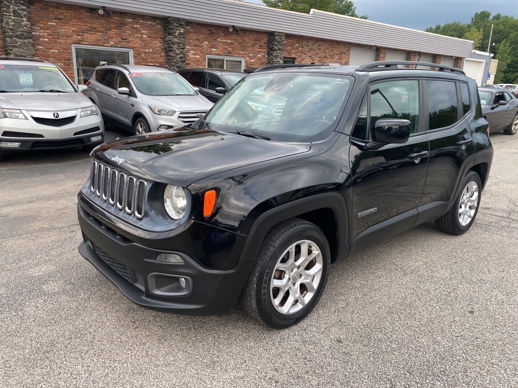 2015 JEEP RENEGADE for sale at TKP Auto Sales