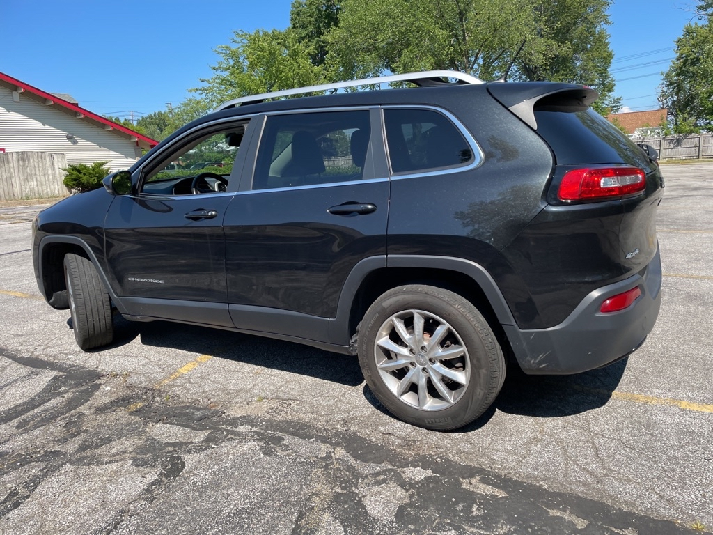2014 JEEP CHEROKEE LIMITED for sale at TKP Auto Sales