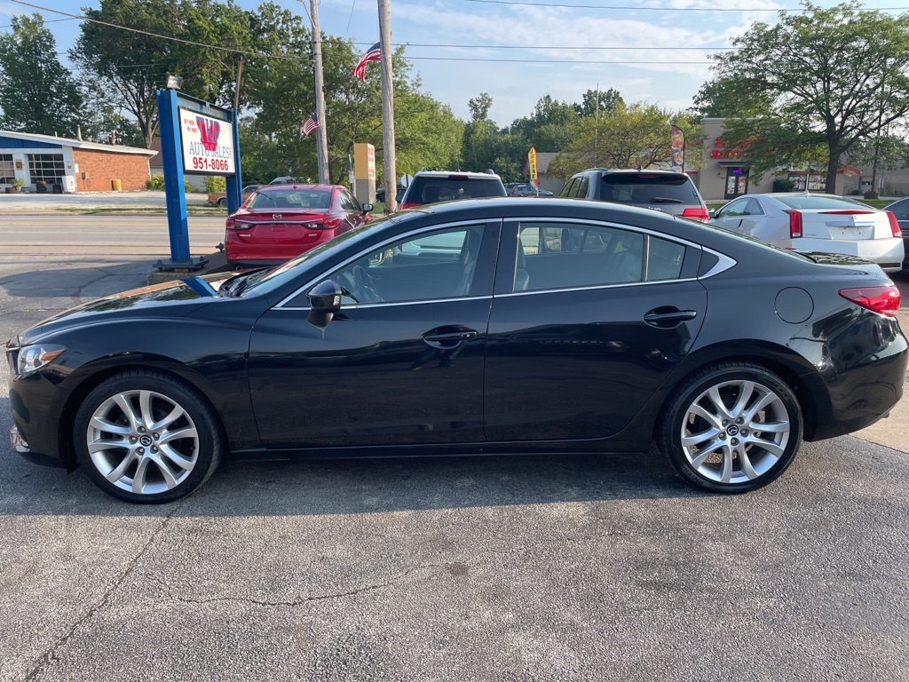 2015 MAZDA 6 TOURING for sale at TKP Auto Sales