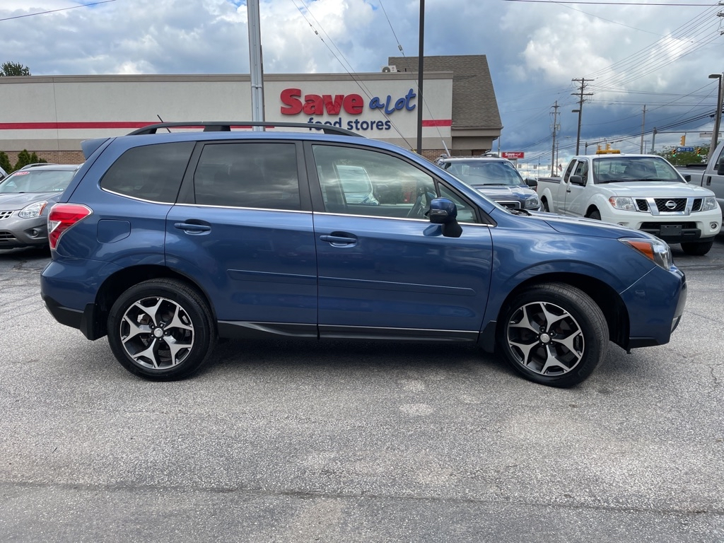 2014 SUBARU FORESTER 2.0XT TOURING for sale at TKP Auto Sales