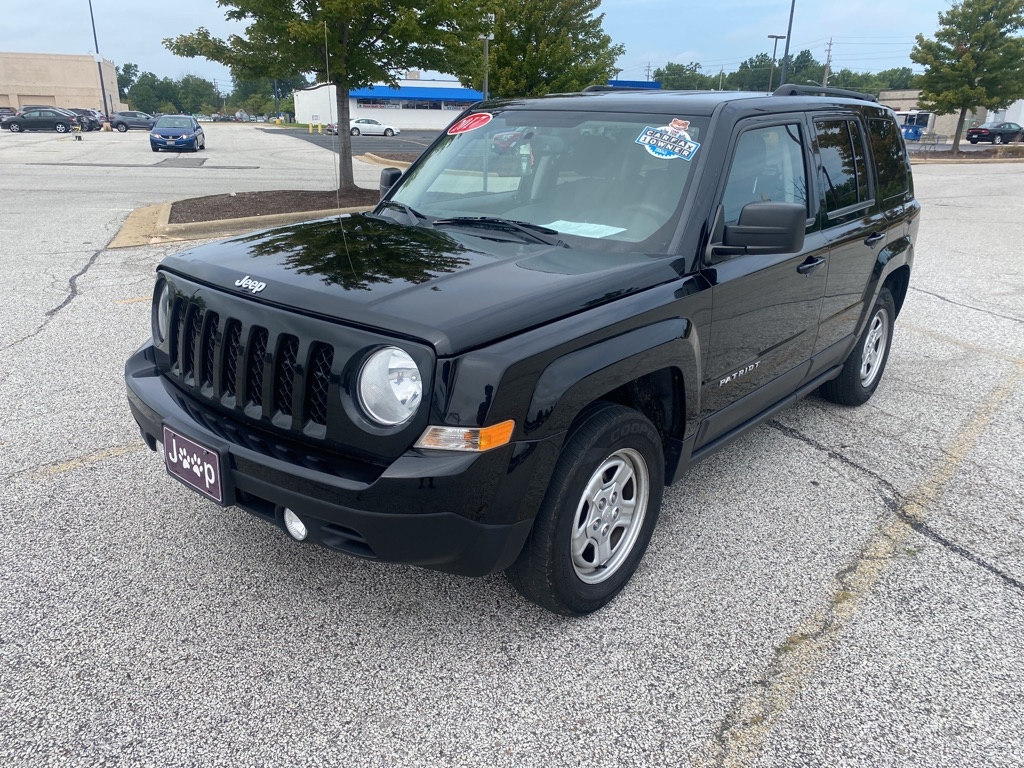 2017 JEEP PATRIOT for sale at TKP Auto Sales