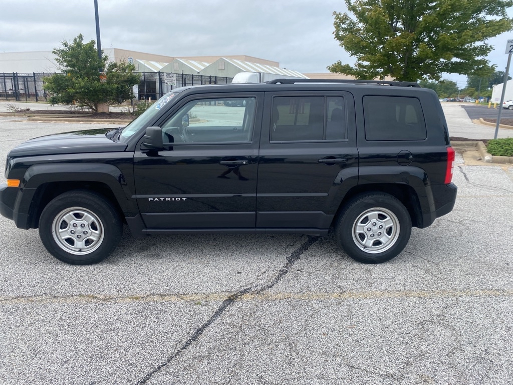 2017 JEEP PATRIOT SPORT for sale at TKP Auto Sales