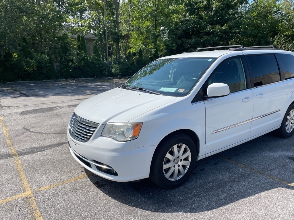 2013 CHRYSLER TOWN & COUNTRY for sale at TKP Auto Sales