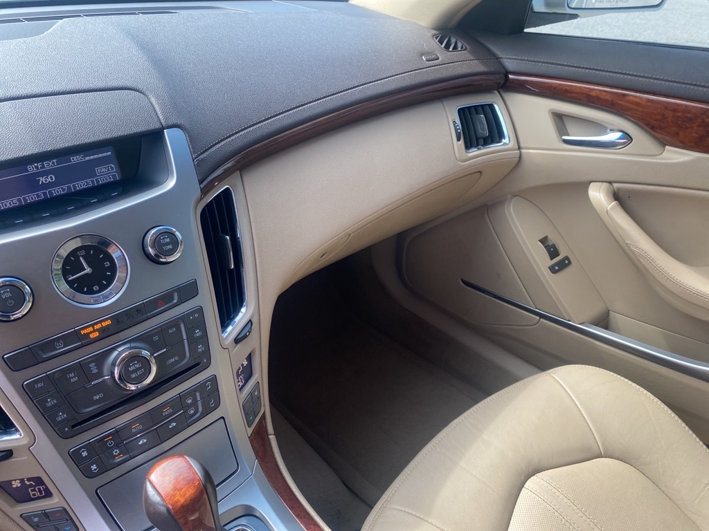 2011 CADILLAC CTS LUXURY COLLECTION for sale at TKP Auto Sales