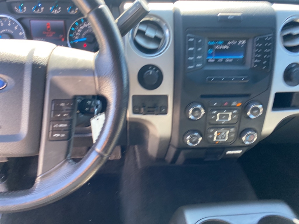 2014 FORD F150 SUPERCREW for sale at TKP Auto Sales