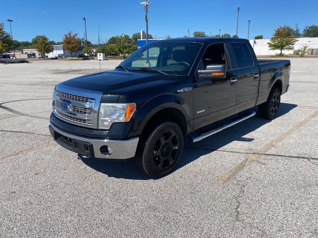 2014 FORD F150 for sale at TKP Auto Sales