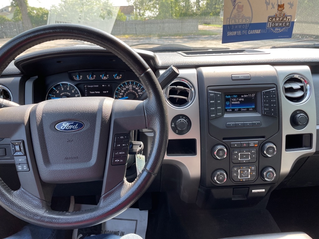 2013 FORD F150 SUPER CAB for sale at TKP Auto Sales