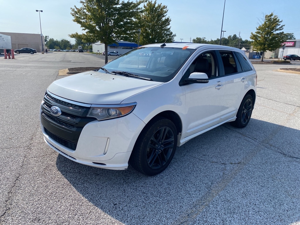 2014 FORD EDGE for sale at TKP Auto Sales