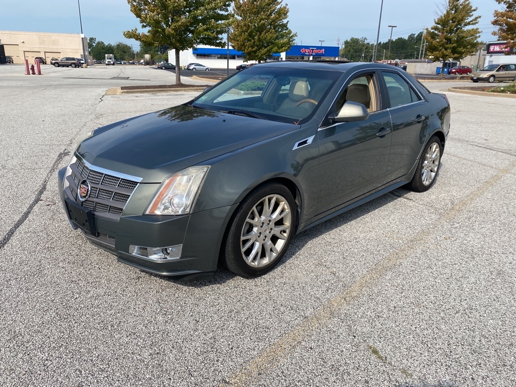 2011 CADILLAC CTS for sale at TKP Auto Sales