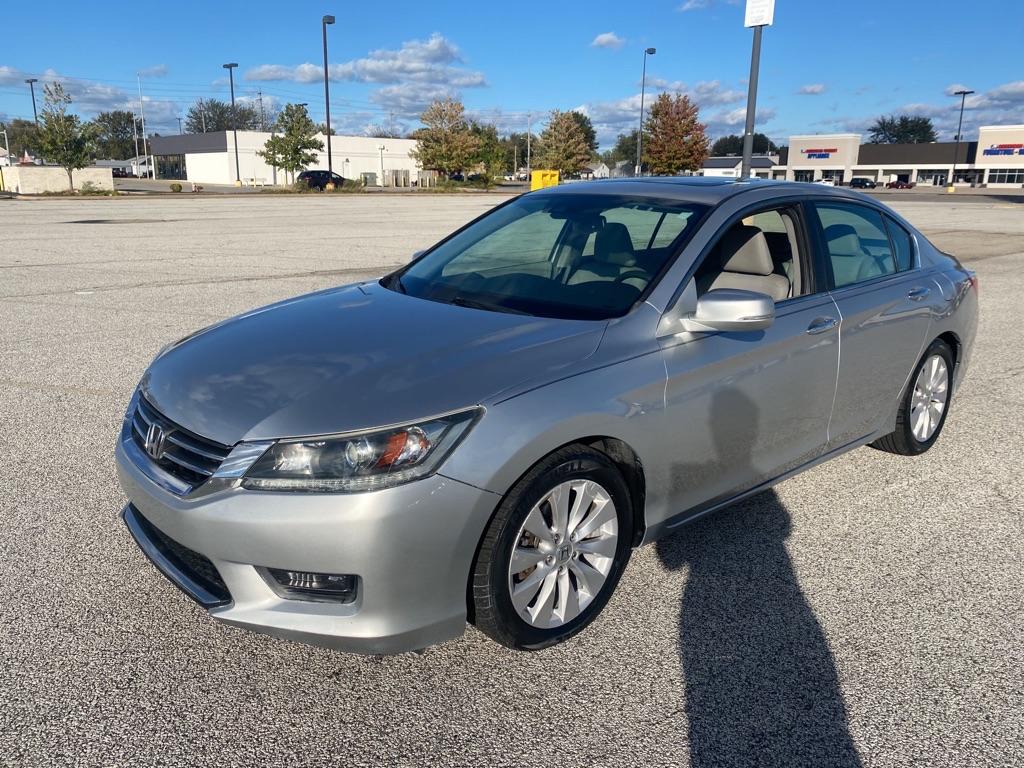 2014 HONDA ACCORD for sale at TKP Auto Sales