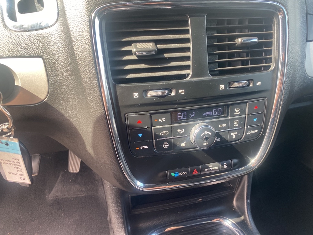 2014 DODGE GRAND CARAVAN R/T for sale at TKP Auto Sales