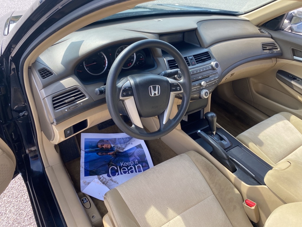 2008 HONDA ACCORD LX for sale at TKP Auto Sales