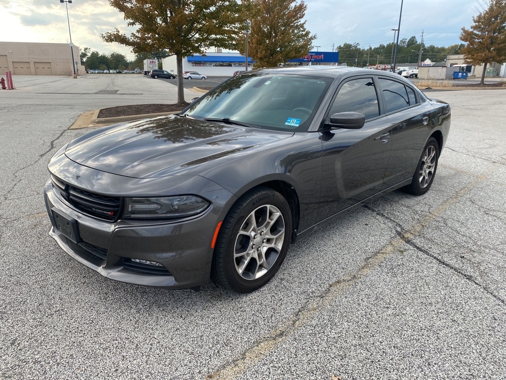 2015 DODGE CHARGER for sale at TKP Auto Sales