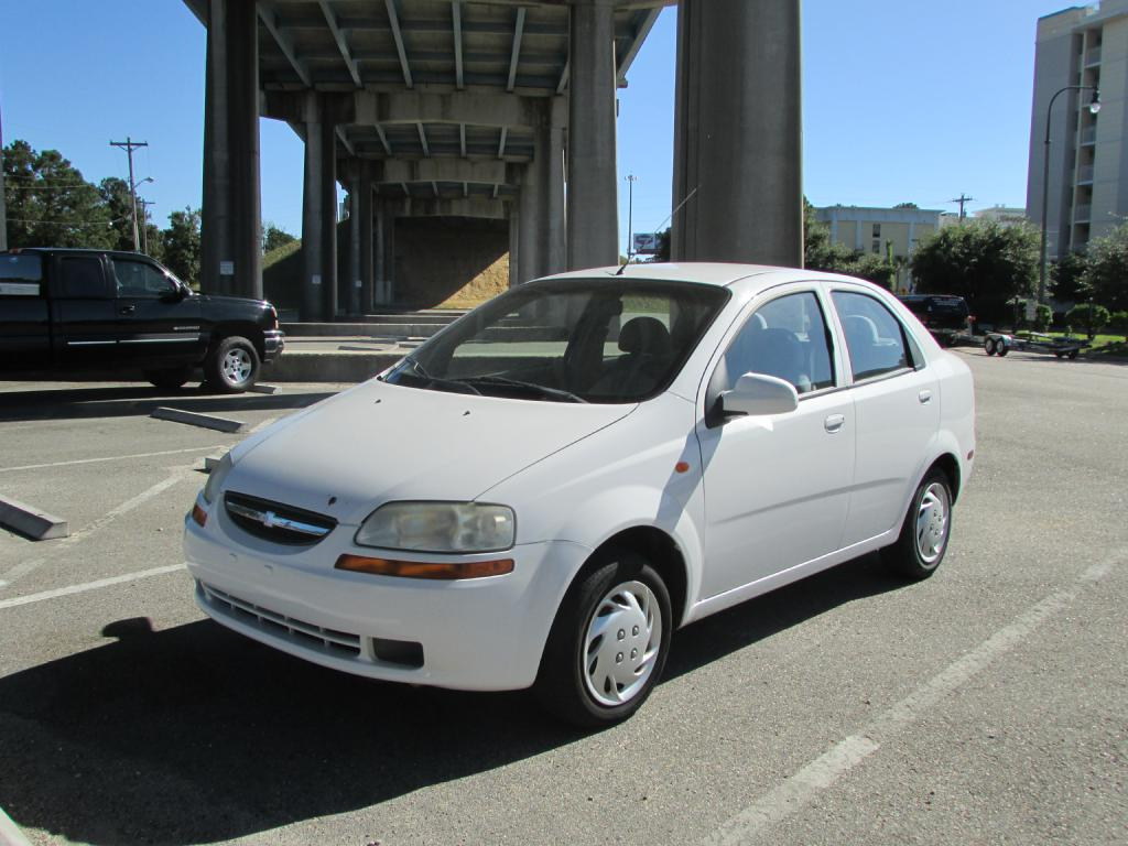 50 Best 2004 Chevrolet Aveo for Sale, Savings from $3,679