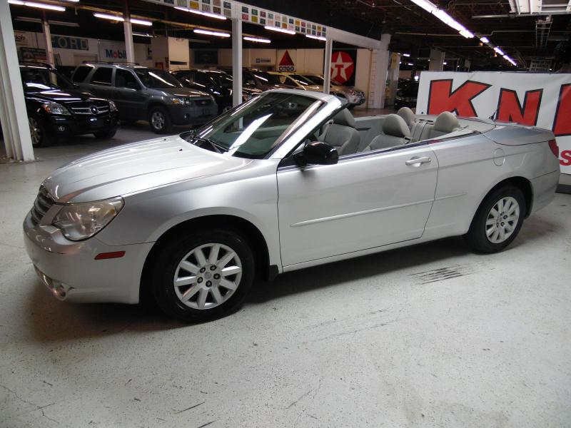2008 CHRYSLER SEBRING  for sale at KNH Auto Sales