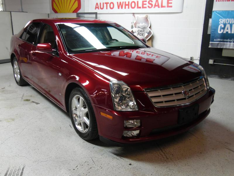 2006 CADILLAC STS  for sale at KNH Auto Sales