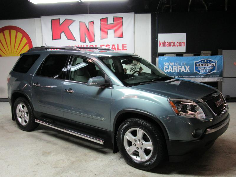 2009 GMC ACADIA SLT-1 for sale at KNH Auto Sales