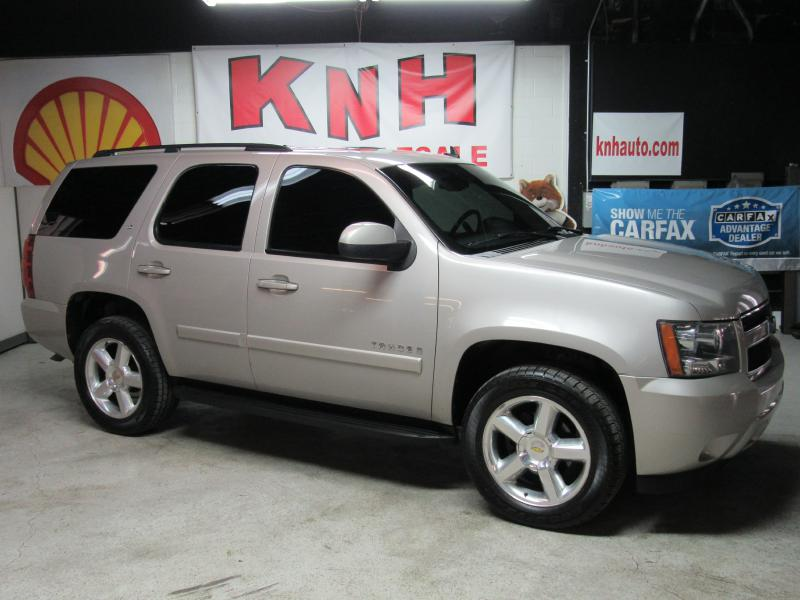 2008 CHEVROLET TAHOE 1500 for sale at KNH Auto Sales