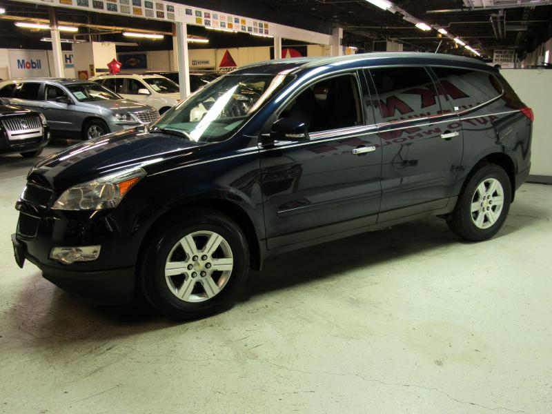 2012 CHEVROLET TRAVERSE LT for sale at KNH Auto Sales