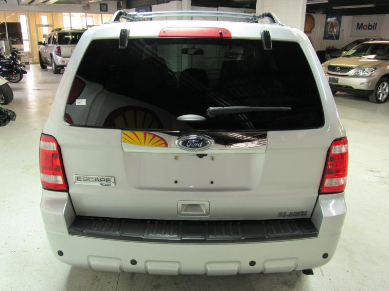 2011 FORD ESCAPE LIMITED for sale at KNH Auto Sales