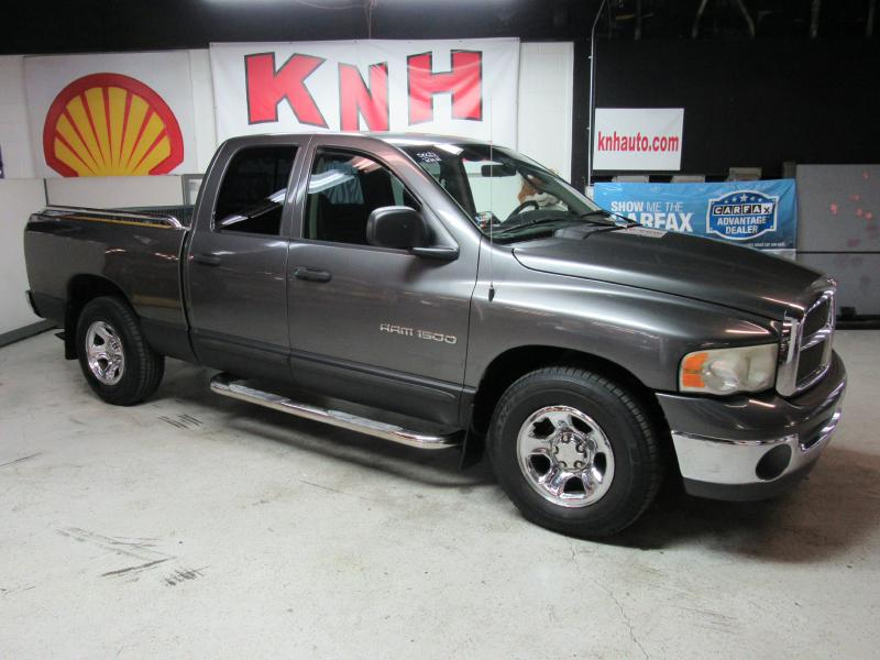2002 DODGE RAM 1500  for sale at KNH Auto Sales
