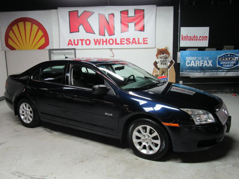 2008 MERCURY MILAN  for sale at KNH Auto Sales