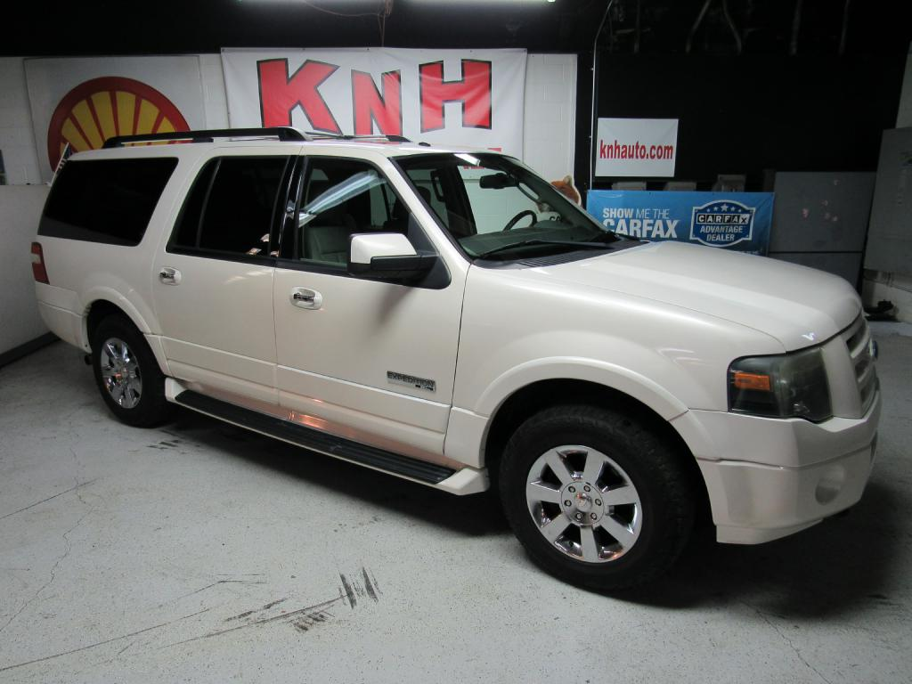 2007 FORD EXPEDITION EL LIMITED for sale at KNH Auto Sales