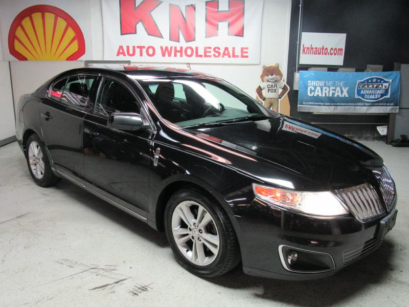 2009 LINCOLN MKS  for sale at KNH Auto Sales