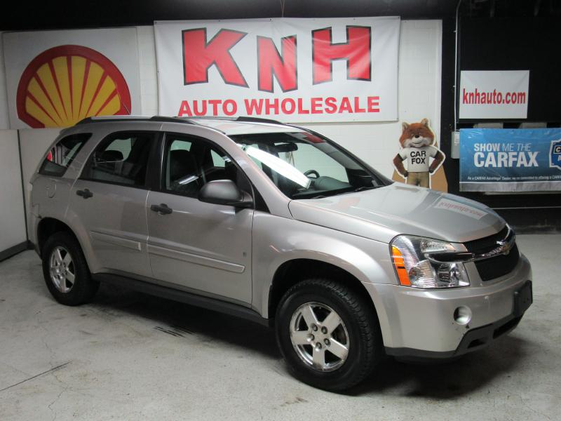 2007 CHEVROLET EQUINOX LS for sale at KNH Auto Sales