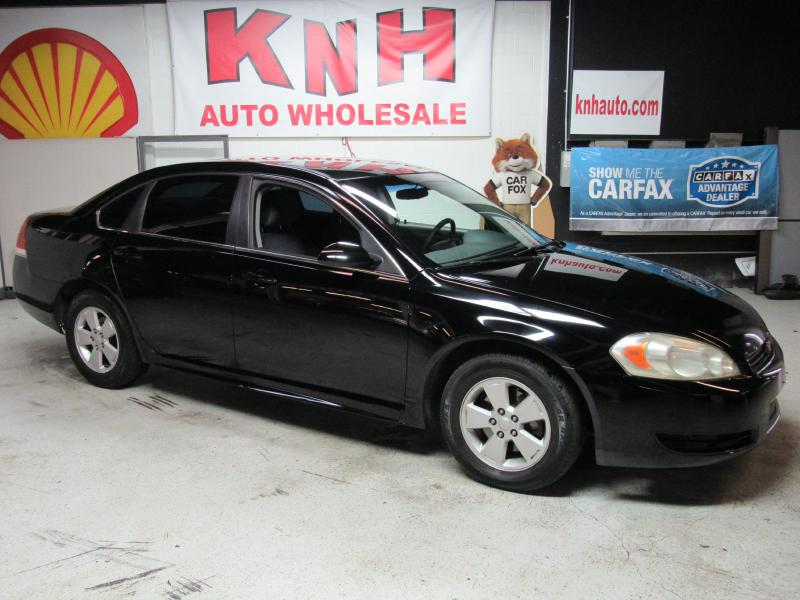 2009 CHEVROLET IMPALA 1LT for sale at KNH Auto Sales