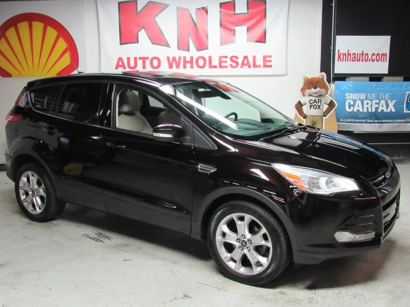 2013 FORD ESCAPE SEL for sale at KNH Auto Sales