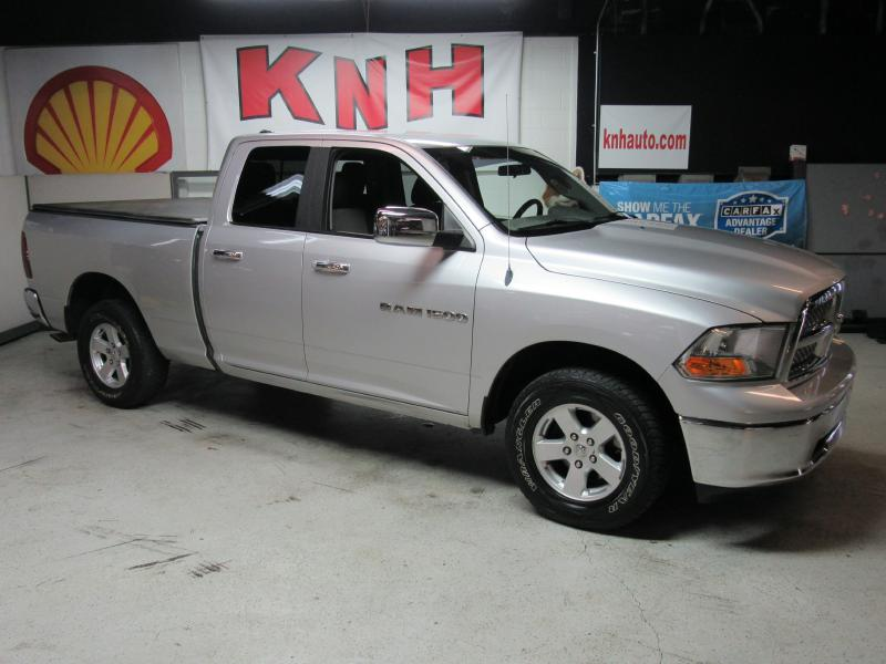 2012 DODGE RAM 1500 SLT for sale at KNH Auto Sales