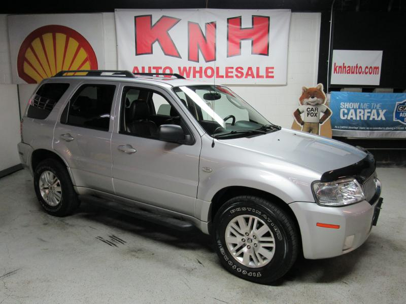 2005 MERCURY MARINER  for sale at KNH Auto Sales