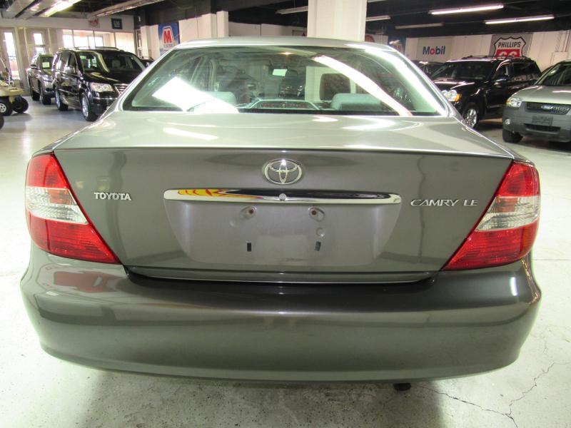 2004 TOYOTA CAMRY LE for sale at KNH Auto Sales