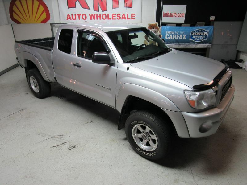 2008 TOYOTA TACOMA ACCESS CAB for sale at KNH Auto Sales