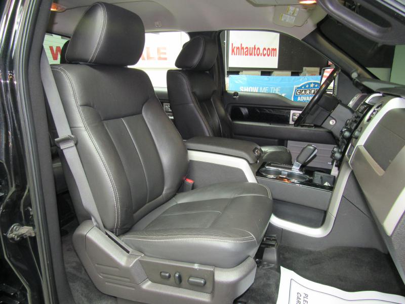 2010 FORD F150 SUPERCREW FX4 for sale at KNH Auto Sales